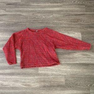 ZARA  Box Cut sweater